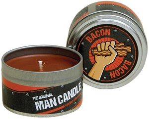 The Original Man Candle