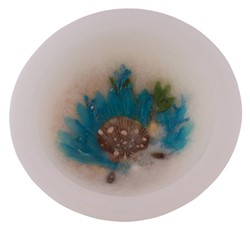 WHITE SAND & SEA SALT REGULAR WAX POTTERY® VESSEL