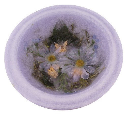 LAVENDER CHAMOMILE REGULAR WAX POTTERY® VESSEL