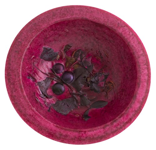 OLD VINE RED REGULAR WAX POTTERY® VESSEL