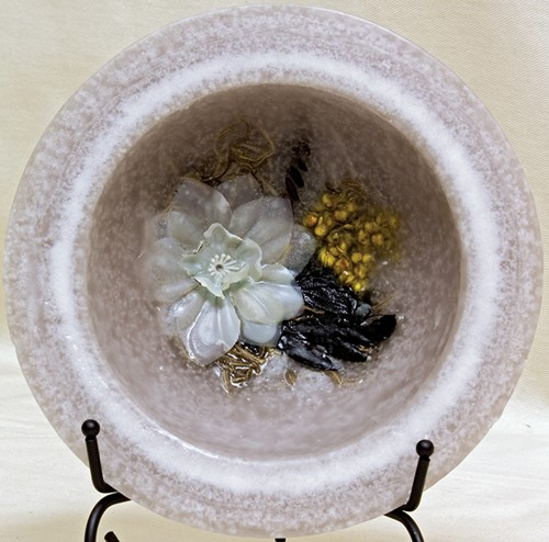Garden Vanilla Personal Space Wax Pottery® Vessel