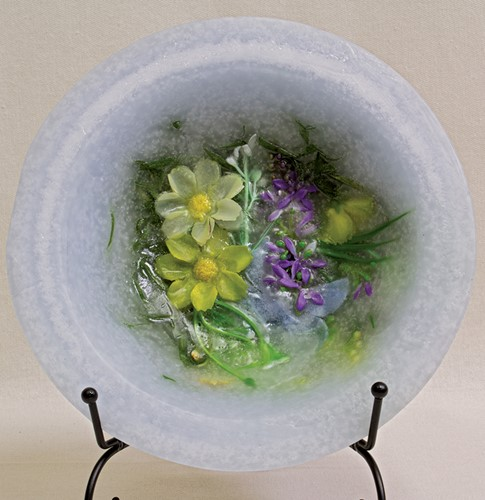 SPRING BREEZE ORIGINAL WAX POTTERY® VESSEL