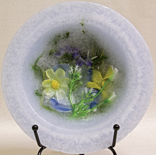 SPRING BREEZE PERSONAL SPACE WAX POTTERY® VESSEL