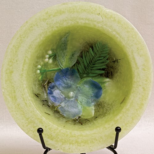 TRANQUILITY PERSONAL SPACE WAX POTTERY® VESSEL
